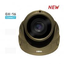 Курсовая антивандальная миниатюрная AHD видеокамера SOWA T120-21N