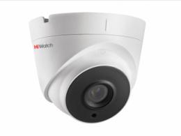 2 Мп купольная IP-видеокамера с EXIR-подсветкой до 30м и микрофоном DS-I253M