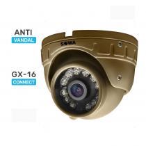Сферическая антивандальная миниатюрная AHD видеокамера SOWA T120-21