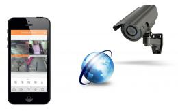 Настройка удаленного доступа видеонаблюдения