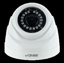 Купольная видеокамера 1Мр, CVBS / CVI / TVI / AHD, DiviSat DVC-D89