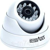Купольная видеокамера 1Мр,  AHD, Satvision SVC-D89