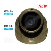 Курсовая миниатюрная AHD видеокамера SOWA AHD 2 MP T221-21N