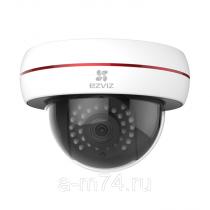 Видеокамера Wi-Fi / PoE EZVIZ C4S