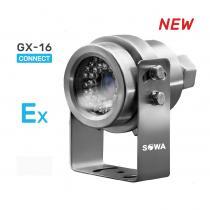Цилиндрическая взрывозащищенная миниатюрная AHD видеокамера SOWA 1Ex d llB T3 Gb (T130-1Ex)