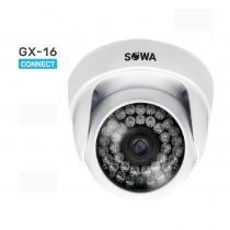 Сферическая антивандальная AHD видеокамера SOWA T120-15