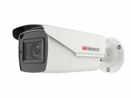 5Мп цилиндрическая HD-TVI видеокамера с EXIR-подсветкой до 40м DS-T506(C)