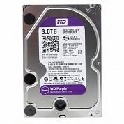 Жесткий диск HDD SATA-3 3Tb  WD Purple WD30PURX