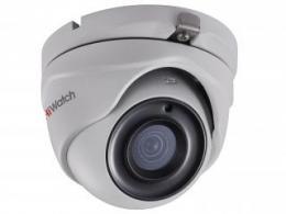5Мп купольная HD-TVI видеокамера с EXIR-подсветкой до 20м DS-T503 (B)