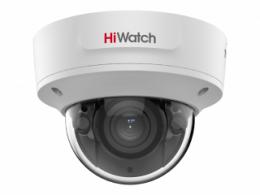 4 Мп купольная IP-камера с EXIR-подсветкой до 40м и моторизованным вариофокальным объективом IPC-D642-G2/ZS
