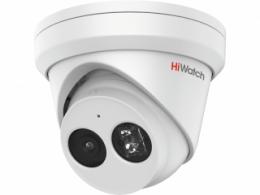 4 Мп купольная IP-камера с фиксированным объективом и EXIR-подсветкой до 30м IPC-T042-G2/U