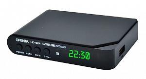 Ресивер цифровой DVB-T2/С Орбита HD924
