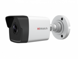 Видеокамера IP 2Mp, уличная HiWatch DS-I400