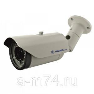 Видеокамера IP 4Mp, вариофокал, уличная, MATRIX MT-CW4.0IP40V PoE