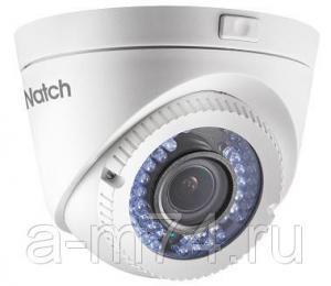 Антивандальная HD-TVI видеокамера Hikvision HiWatch DS-T119, 1.3Mp