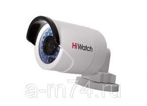 Уличная HD-TVI видеокамера Hikvision HiWatch DS-T200, 2Mp