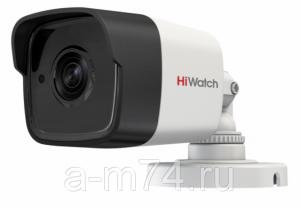 Уличная HD-TVI видеокамера Hikvision HiWatch DS-T300, 3Mp