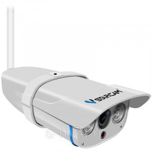 Видеокамера уличная IP, 1 Mp, wi-fi, MicroSD,  VStarcam C7816WIP