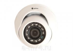 Купольная уличная камера AHD-M051.3(3.6),1,3 Mp, Optimus