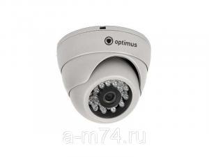 Купольная  видеокамера Optimus AHD-M021.3(3.6)