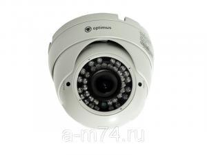 Купольная  видеокамера Optimus AHD-M041.3(2.8-12)