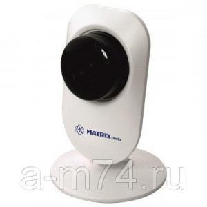 Видеокамера IP. wi-fi, с микрофоном (Видео-няня)