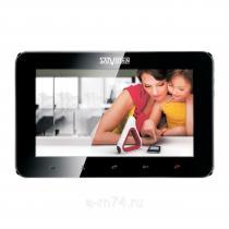"Видеодомофон  7"" TFT LCD, SATVISION SVM-704M Slim"