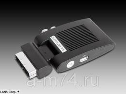 Цифровой эфирный приемник DVB-T2, LANS DTR-100