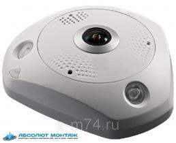 Видеокамера 2Mp, Fish Eye 1.9 мм, Optimus AHD-H112.1(1.9)