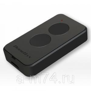 Transmitter 2-PRO, Пульт 2-х канальный 433МГц (DOORHAN)/черный