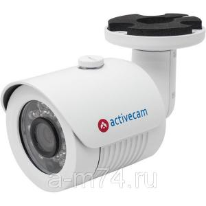 Уличная видеокамера 1Mp, HD-TVI с ИК-подсветкой, ActiveCam AC-TA261IR2