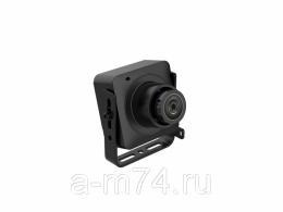 Внутренняя миниатюрная HD-TVI камера 1 Мп HiWatch DS-T108