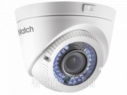 Уличная купольная вариофакальная HD-TV камера HiWatch DS-T109