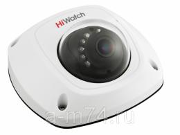 Внутренняя купольная HD-TVI камера 2 Мп HiWatch DS-T251