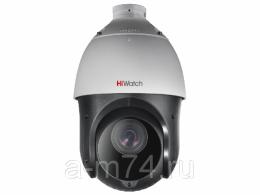 Уличная скоростная поворотная вариофакальная HD-TVI камера 2 Мп HiWatch DS-T265(B)