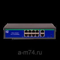 PoE КОММУТАТОР ST-4810M-POE