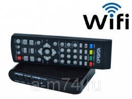 Ресивер Орбита HD924 DVB-T2/С + HD плеер