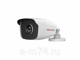 Видеокамера HiWatch  1Мп DS-T120