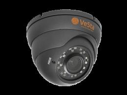 Видеокамера AHD/TVI/CVI/CVBS VeSta VC-2442V (М - 108), 2 МР