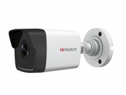 4Мп цилиндрическая IP-видеокамера с EXIR-подсветкой до 30м и микрофоном DS-I450M(B)