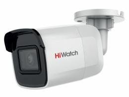 6Мп цилиндрическая IP-видеокамера с EXIR-подсветкой до 30м и микрофоном DS-I650M