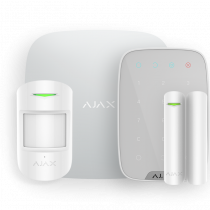 Комплект сигнализации Ajax HomeKit white