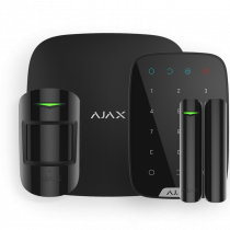 Комплект сигнализации Ajax HomeKit black