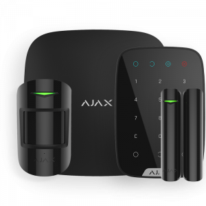Комплект сигнализации Ajax HomeKit black