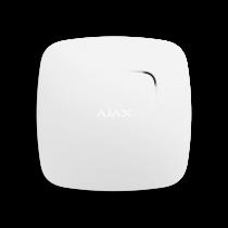 Беспроводной датчик дыма Ajax FireProtect white