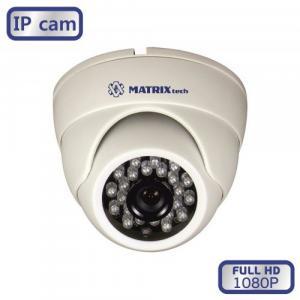 Видеокамера Matrix купольная MT-DW1080IP20SL DC (2.8 mm)