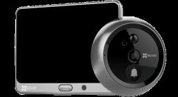 Дверной глазок с ответной станцией Wi-Fi EZVIZ DP1