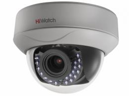 Видеокамера HD-TVI 2 МП HiWatch внутренняя DS-T207P