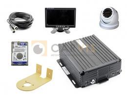 Комплект видеонаблюдения для спецтранспорта (GPS/ГЛОНАСС)