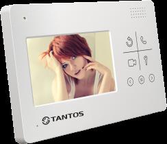 """Видеодомофон Tantos LILU LuxVZ, 4.3"""""""